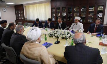 Diyanet İşleri Başkanı Görmez, İran Takrib-i Mezahib Kurumu Başkanı Ayetullah Eraki'yi kabul etti