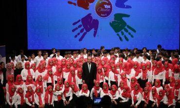 Doğu ve Güneydoğu'dan gelen öğrencilere yönelik düzenlenen 'Yaz Kampı' sona erdi