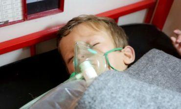 Esad'dan kimyasal saldırı