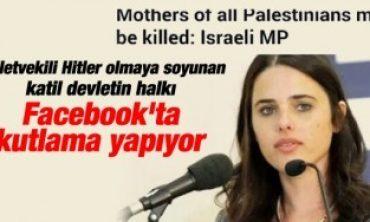 Facebook'tan 4 Filistinli çocuğun ölümünü kutladılar