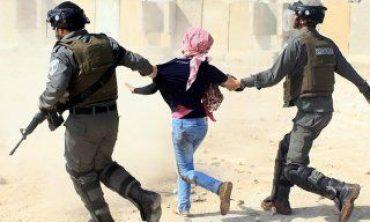 Batı Şeria'da 6 Filistinli gözaltına alındı