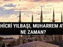 Hicri Yılbaşı 1 Muharrem 1439 Muharrem ayı ne zaman başlıyor? 2017-2018 Diyanet takvimi
