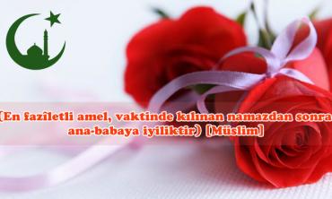 İslamda Anne Baba Hakkı
