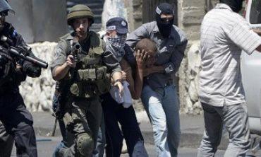 İsrail askerleri, Batı Şeria 15 Filistinliyi gözaltına aldı