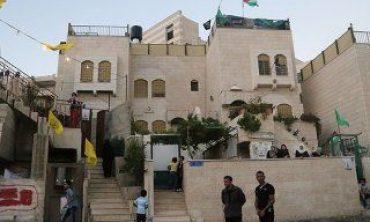 İsrail'in Filistin mülklerine el koyma kararına tepki