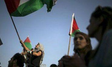 İsrailli Araplar ev yıkımlarını protesto etti