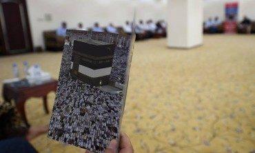 """Mekke'de """"Hac Bilgilendirme Toplantısı"""" yapıldı"""