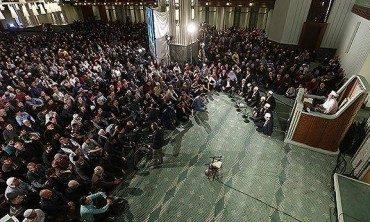 Miraç Kandili tüm yurtta dualarla idrak edildi