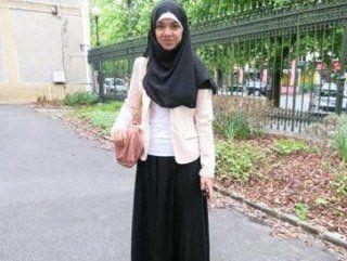Fransa'da Müslüman kız öğrenciye uzun etek yasağı