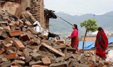 Nepal'deki depremde ölenlerin sayısı 5 bine yükseldi