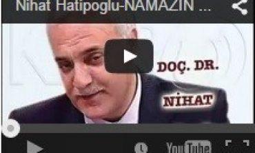 Nihat Hatipoglu-NAMAZIN ÖNEMi-Dini Sohbet