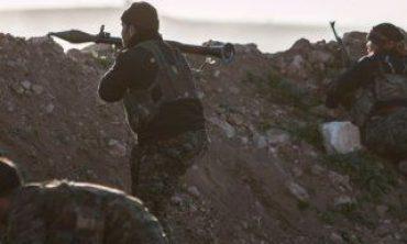 IŞİD Rasulayn'a büyük saldırı başlattı