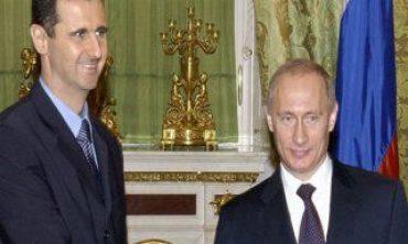Putin'in Esad'a silah sattığı ortaya çıktı