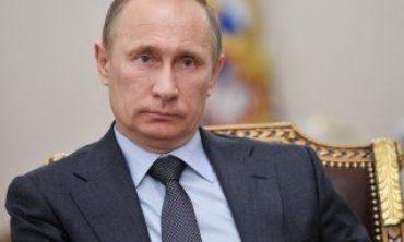 Putin: Filistin'in bağımsız devlet olmasına yardım edeceğiz