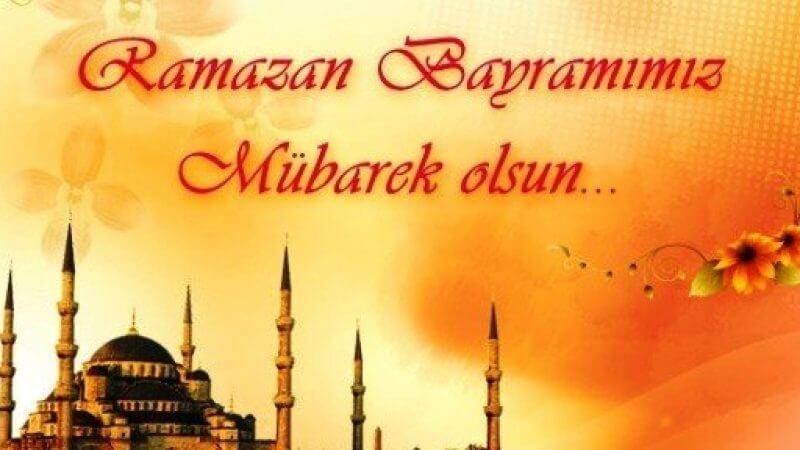 Diyanet İşleri Başkanı Görmez'den Ramazan Bayramı mesajı