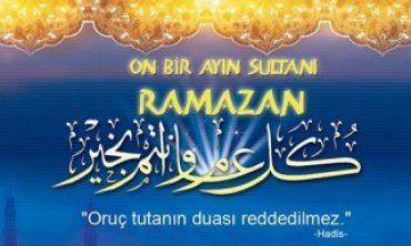 Kimse Kimsesiz Kalmasın, Bu Ramazan ve Her Zaman!