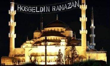 Şehr-i Ramazan Merhaba