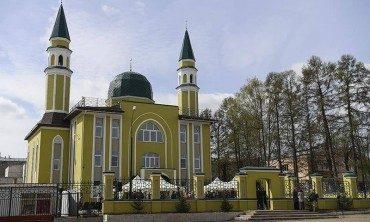 Diyanet İşleri Başkanı Görmez, Rusya'da Kostroma Merkez Camii'nin açılışını yaptı