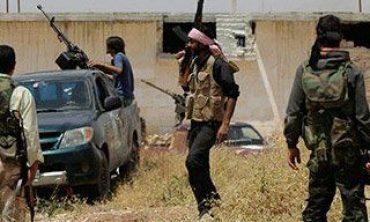 Esad güçleri Suriye sınırından çekildi