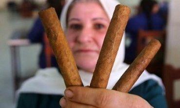 Savaşın sürdüğü Suriye'de tütün endüstrisi canlandı
