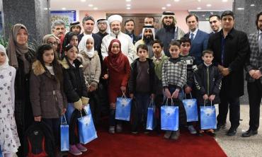 Suriyeli öğrenciler için 4 milyon okul kitabı basıldı
