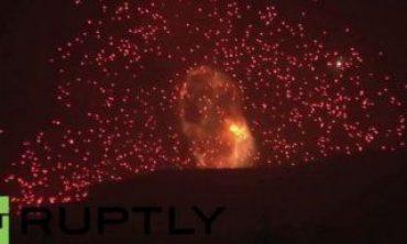 Arap uçakları Yemen'in başkenti Sanaa'yı vurdu: 40 ölü